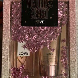 Victoria's Secret mist & lotion